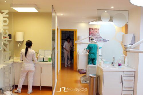 equipo y clinica de vicente ortodoncia en granada