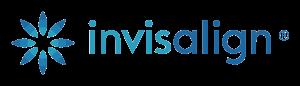 logo ortodoncia invisible invisalign que ofrece De Vicente Ortodoncia Granada