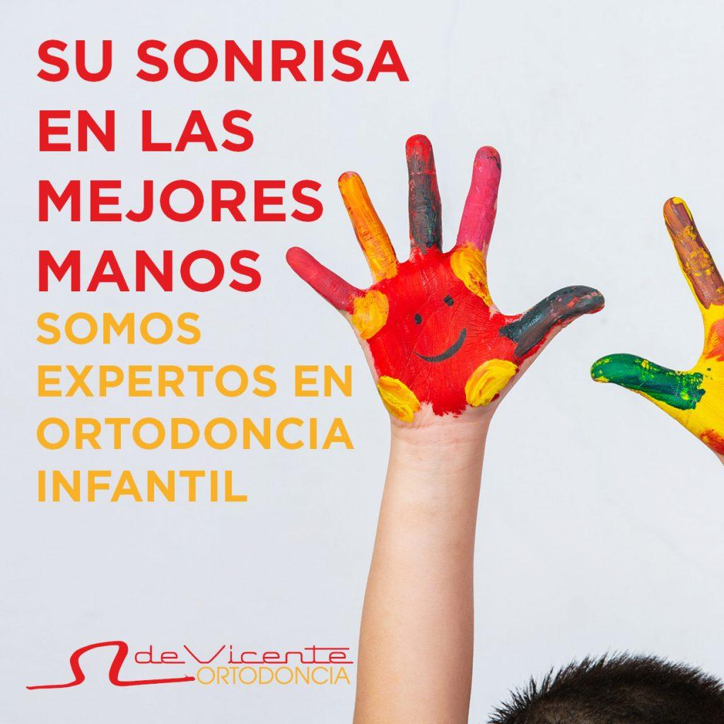 ortodoncia infantil en Granada