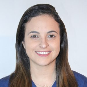 carlota castro doctora en la clinica dental de vicente ortodoncia de granada