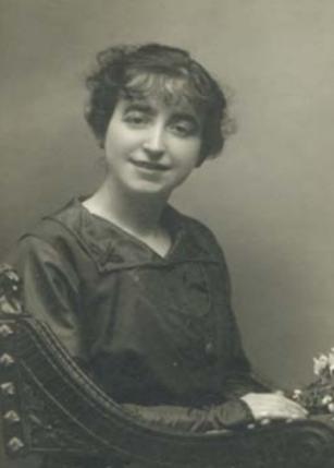 Imagen de Josefina Landete, es una de las primeras odontólogas en España