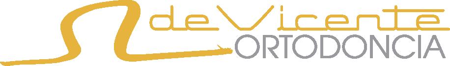 logotipo nuevo clínica dental de vicente ortodoncia en Granada